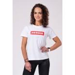 NEBBIA Women's T-Shirt - White